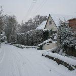 Kilve in Winter